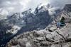 Tra le nuvole (Thecurvyroad) Tags: alpi passo dello stelvio canon 650d montagna