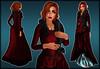 Silk & fur (floudimo) Tags: gor gorean freewoman lady