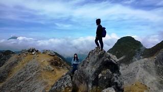 Mount Sibayak, North Sumatra, Indonesia