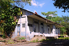 Vieja Estación de Tren (Roberto Segura) Tags: old train station balsa atenas costarica vieja estacion tren stop pentax ks2