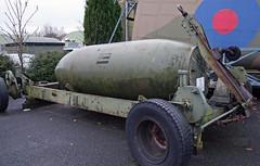 GRAND SLAM BOMB ELVINGTON JAN 2017 (toowoomba surfer) Tags: bomb wwii museum aviationmuseum yorkshireairmuseum