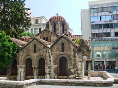 "Grecia 2008 (Iglesia ortodoxa de Panaghia Kapnikarea) • <a style=""font-size:0.8em;"" href=""http://www.flickr.com/photos/15452905@N02/31413612884/"" target=""_blank"">View on Flickr</a>"