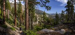 Fish Valley Trail (speedcenter2001) Tags: anseladamswilderness sierranevada sierra sierraphile highsierra california mountains wilderness hiking outdoor backpacking backcountry stitch