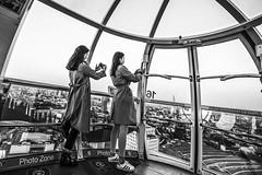 Photo Zone (Mario Rasso) Tags: mariorasso nikon londres london londoneye asia england photo blackandwhite blackwhite d800 people