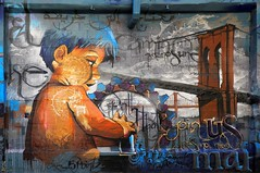 US-NY Queens - 5-Pointz Lake Ave 2013-09-05 (N-Blueion) Tags: