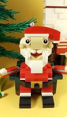 Joyeux Noel (SephiMoCff7) Tags: lego moc joyeuxnoel pèrenoel christmas santaclaus