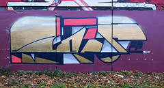 Tacos (HBA_JIJO) Tags: streetart urban graffiti vitry vitrysurseine art france hbajijo wall mur painting letters aerosol peinture lettrage graff lettres lettring writer murale paris94 spray bombing tacos