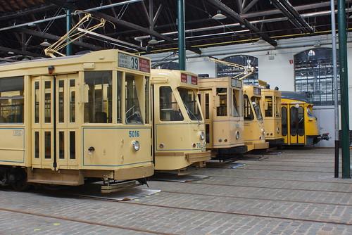 2013-09-15, Bruxelles, Musée du Tram
