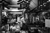 Chinatown (Howard Yang Photography) Tags: chinatown chinesefood chineserestaurant cook chef toronto spadina sonyrx1r bw blackandwhite