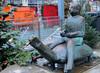 31-IMG_0050 (hemingwayfoto) Tags: berlin breitscheidplatz denkmal schildkröte