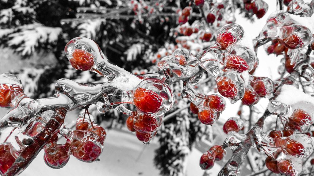Bulles de glaces - Ice balls