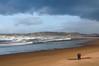 Salinas, Asturias. (ccc.39) Tags: asturias salinas castrillón cantábrico playa beach agua sea mar arena orilla espuma olas nubes nublado nuboso seascape marina naturaleza