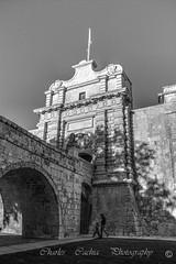 Mdina - Valletta - MALTA (Pittur001) Tags: mdina valletta malta cannon 60d charlescachiaphotography charles cachia photography wonderfull black white