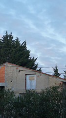 Home (alicetrsnl) Tags: lauragais aude morning blue sky window rural campagne