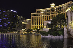 Bellagio Hotel (robbar74) Tags: hotelbellagio lasvegas notte luci nights light calfornia usa