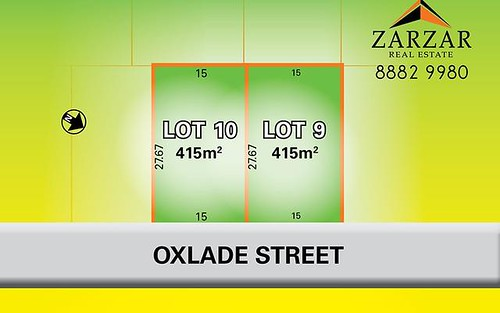 Lot 9, Oxlade Street, Kellyville NSW 2155