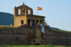 Ciudadela de Jaca (Jaca, Huesca, España). (paulaaiglesiaas) Tags: ciudadela jaca aragón pirineos