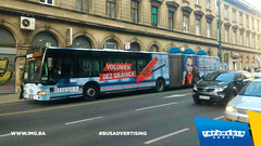 Info Media Group - Rimmel, BUS Outdoor Advertising, 12-2016 (17) (infomedia_group) Tags: bus advertising wrap outdoor branding busadvertising rimmel