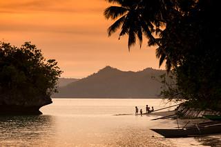 Saporkren Village, Wiago Island, Raja Ampat