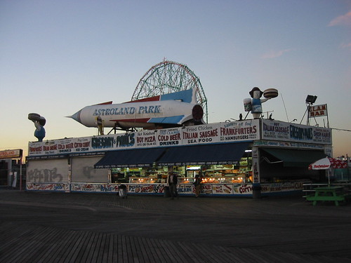 NYC Boardwalk