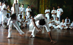 Capoeira Batizado - 31 (carf) Tags: girls brazil art boys sport brasil kids children hope dance kid community capoeira child hummingbird traditions esperana social skills folklore philosophy martialarts batizado capoeirabeijaflor beijaflor ecbf