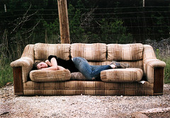 ...you guys go on... (aphasiafilms) Tags: ali allison toomuch couch sleep nap passedout road middleofnowhere dreaming tired lazy sofa austintx 100v10f