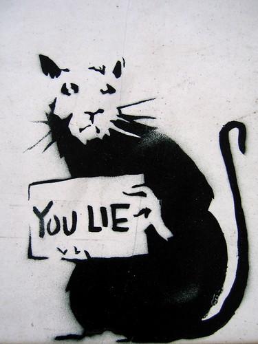Banksy unmasked?!