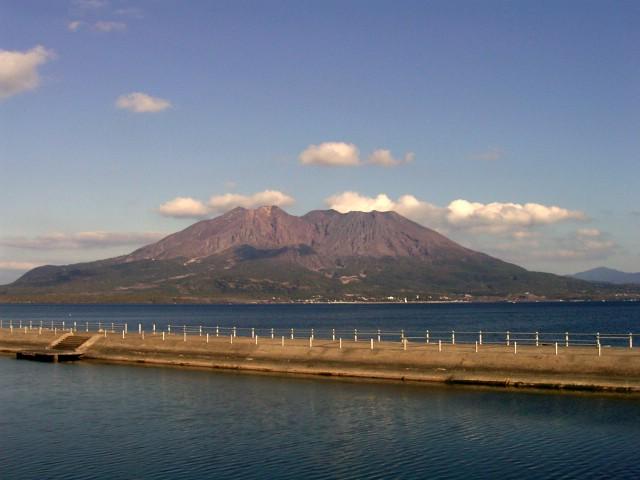 Mt.Sakurajima
