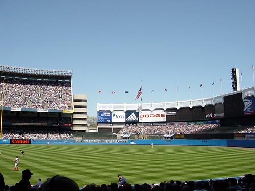 Yankee Stadium by hello_hiroki, on Flickr