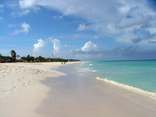 Eagle Beach - Aruba