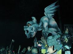 Wingd Demon (Editor B) Tags: carnival louisiana neworleans gargoyle midcity float canalstreet samedigras endymion
