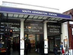 Picture of South Kensington Station