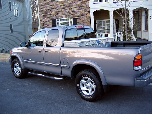 toyota tundra truck newtoy