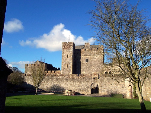 Cahir Castle of Ireland
