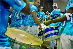 Portela drum's ( Tatiana Cardeal) Tags: 2005 brazil brasil photojournalism documentary portoalegre social tatianacardeal brsil worldsocialforum portela eos100 actionagainstpoverty documentaire documentario socialmovement frumsocialmundial