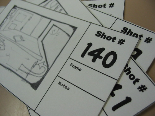 Storyboards by Chris Campbell on Flickr