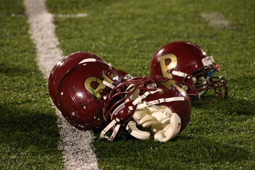 Ponderosa Football Helmets