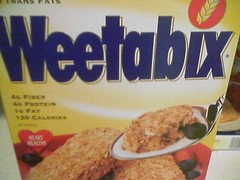 Weetabix Fetish
