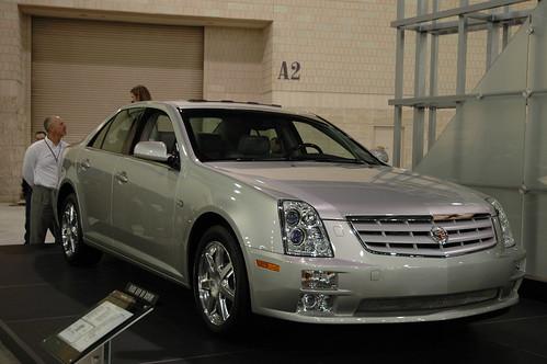 2005 Cadillac Sts Euro. 2005 Cadillac STS