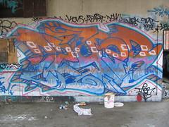 GraffWalk SouthCity 113 (quasistoic) Tags: graffiti sanfrancisco streetart firehaus dzyer