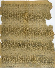 kerouac On the Road scroll (emdot) Tags: found book beat kerouac ontheroad scroll beats snaggedfromnprcom