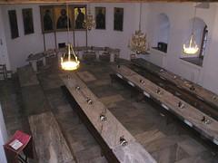 Trapeza, Iviron Monastery (phool 4  XC) Tags: christian monastery orthodox orthodoxchristian athos mountathos iviron agionoros   phool4xc