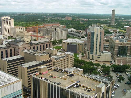 The Houston Medical Center