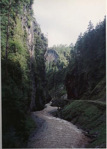 renjom gorge