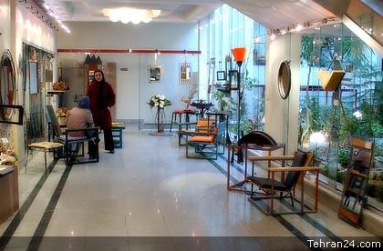 Arasbaran - E X I T Furniture Exhibition by Soheil Tavakoli