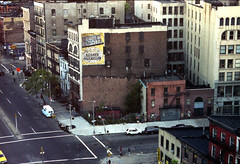 Manhattan, Bowery and 4th/5th street6 by docman, on Flickr