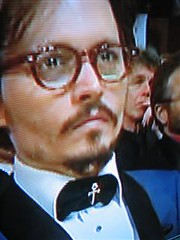 Depp at the oscars - by tomeppy