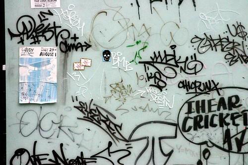 Art, Graffiti, Vandalism