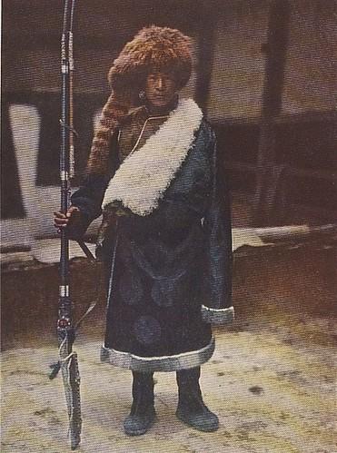 Muli soldier, 1920s