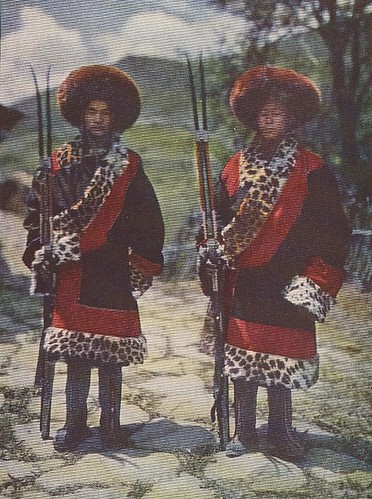 Muli soldiers, 1920s